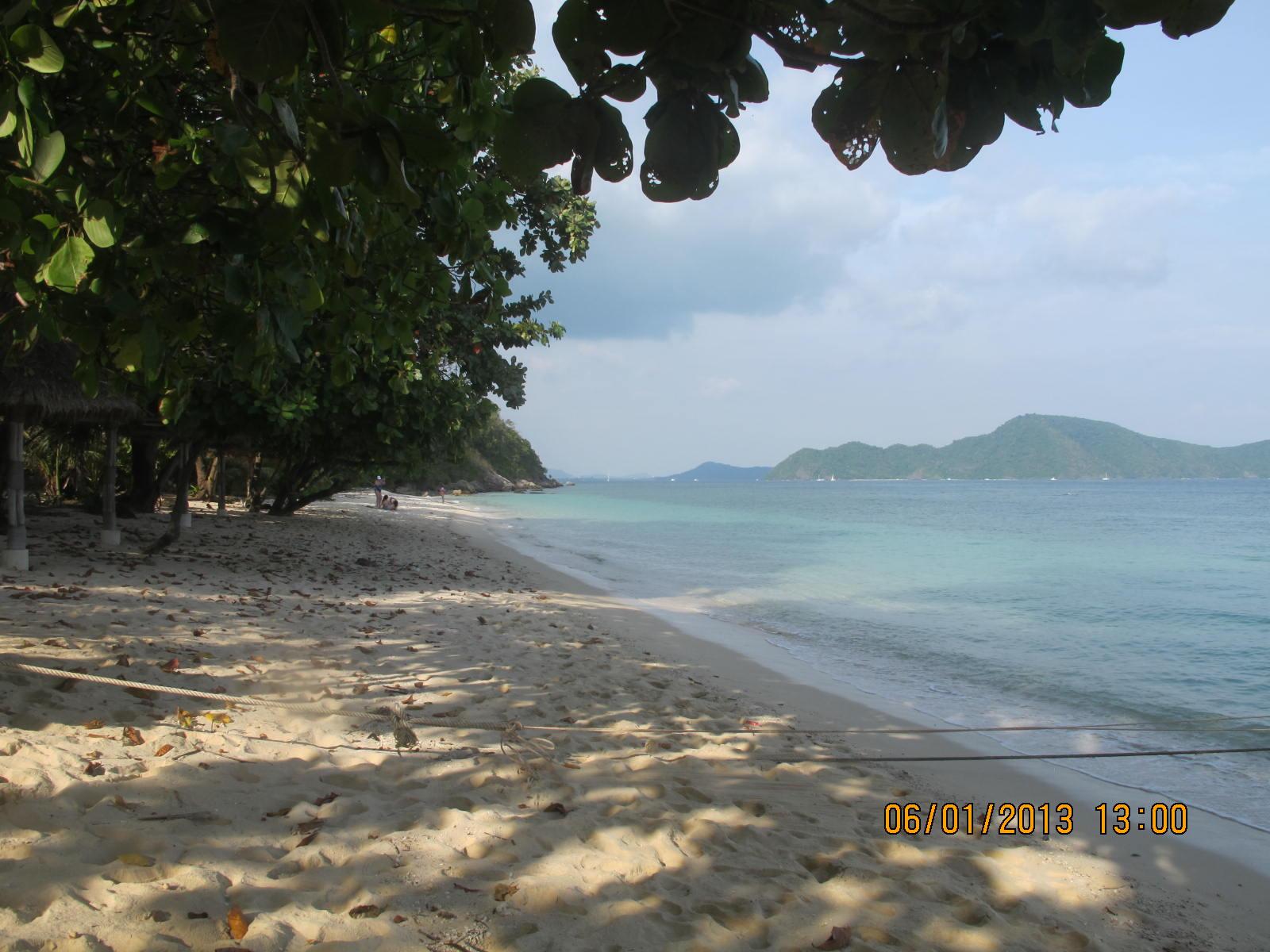 Фото дикого пляжа в тайланде